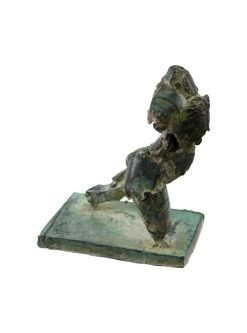 Bronze Sculpture Henry Neuman- 20th century- styylish