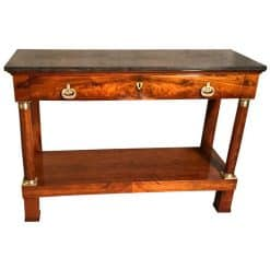 Empire Console Table- 19th century- styylish
