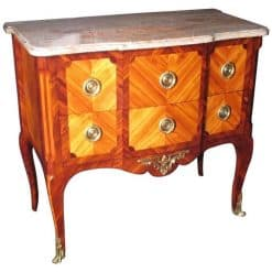18th Century Transition Commode- 18th century- styylish
