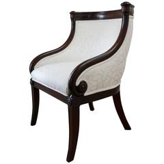Empire Tub Armchair- 19th century- styylish