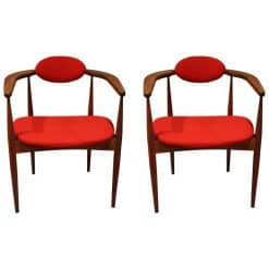 Pair of Mid Century Armchairs- 20th century- styylish