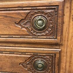 18th century Baroque Cabinet Aachen (Germany)- closeup drawers- styylish