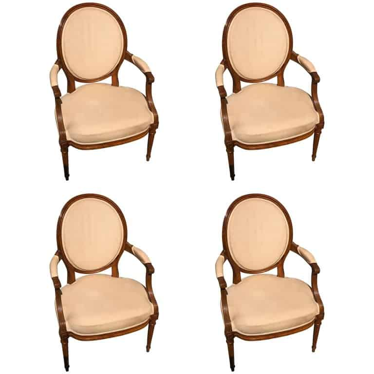 Louis XVI Chairs- styylish