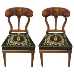 Biedermeier Chairs- 19th century- styylish