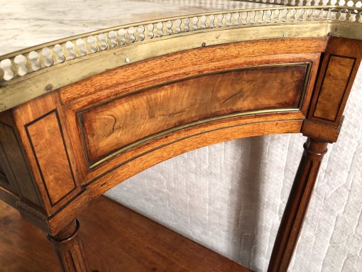Louis XVI Console Table- right side- styylish