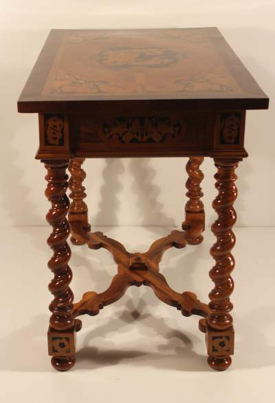 German Baroque Table- side- styylish