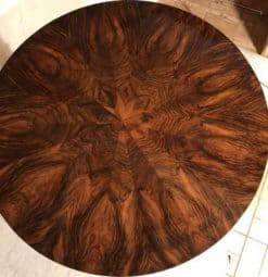 Biedermeier Table- Vienna- top- styylish