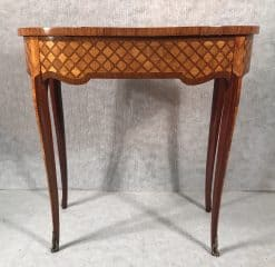 Louis XV Dressing Table- back- styylish