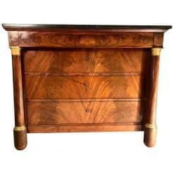 Empire Chest of Drawers- 19th century- styylish