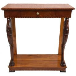 Biedermeier Console table- styylish