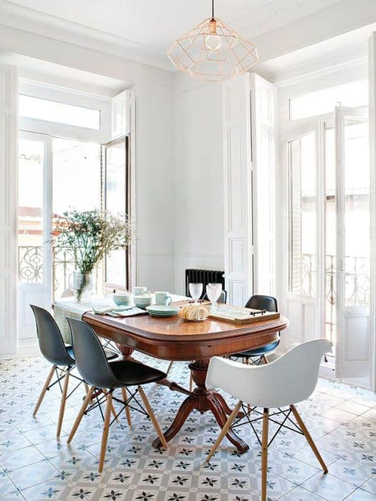 Furniture Styles Mixing Modern And Antiques Styylish