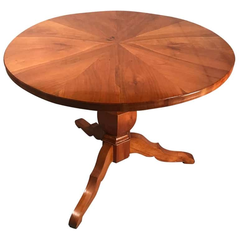 Biedermeier Furniture - Table - Styylish