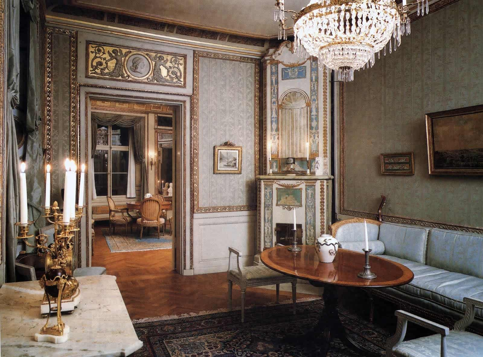 Gustavian - The Masreliez House, Stockholm