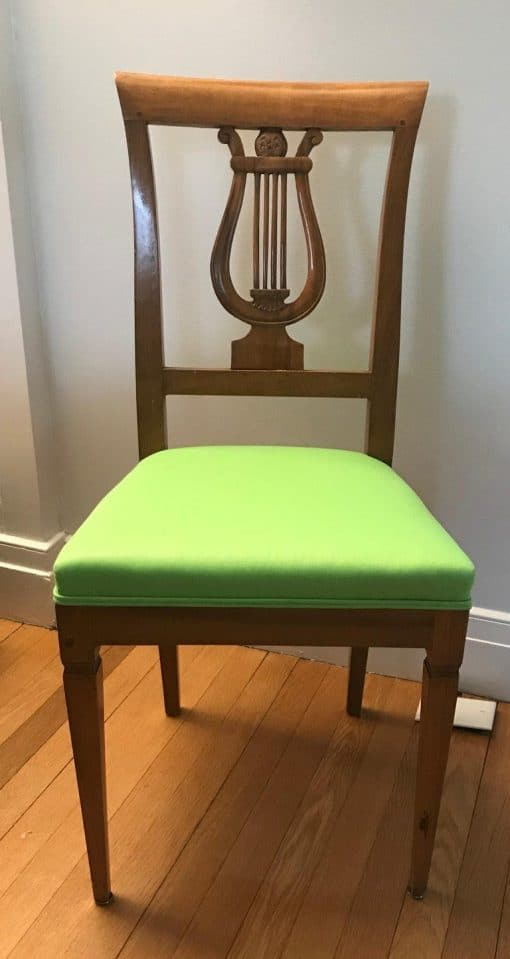 Pair of French Chairs- front- styylish