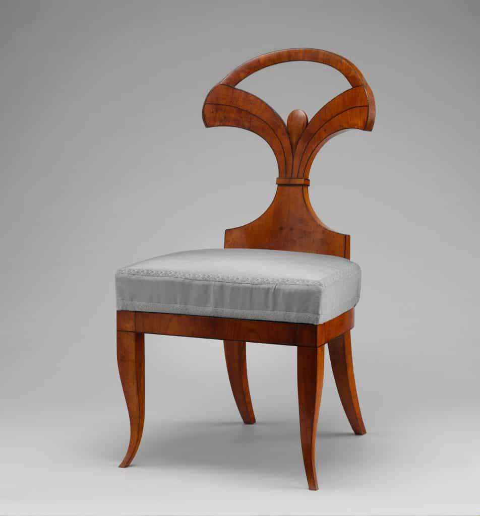 Chairs - Side Chair By Josef Danhauser
