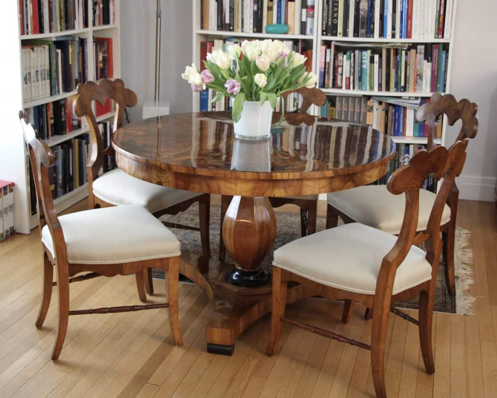 Biedermeier Dining set