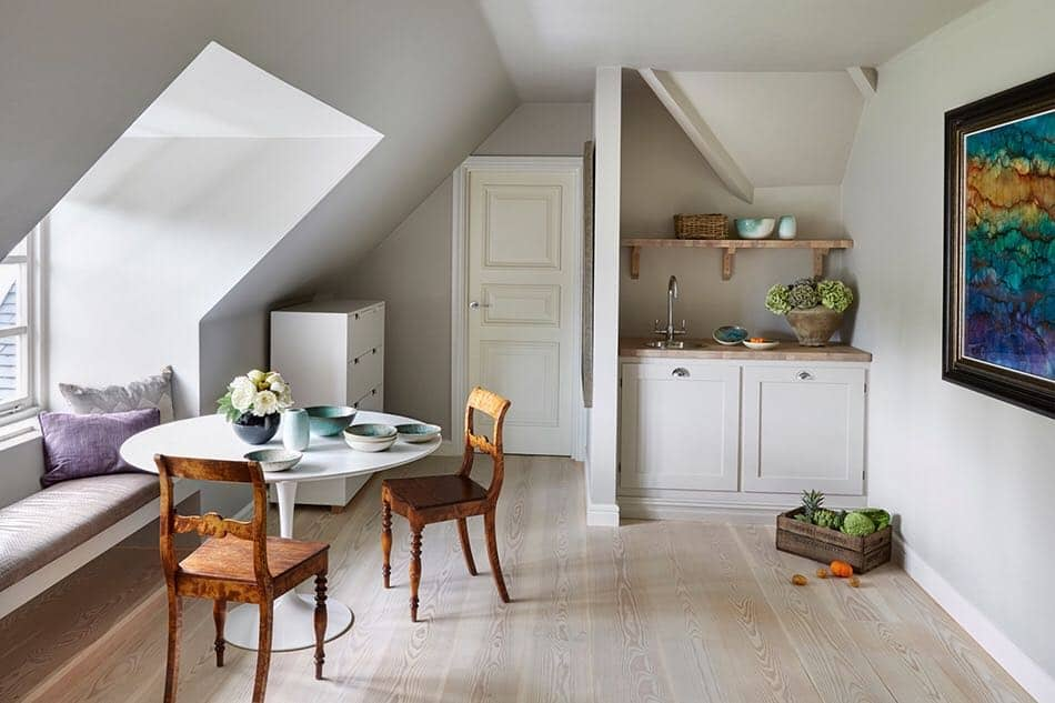 sustainable-furniture-sunny-bright-kitchen-with-antique-chairs