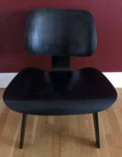 Eames LCW Lounge Chair- front- styylish