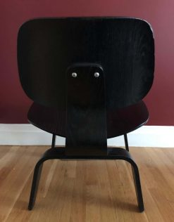 Eames LCW Lounge Chair- back- styylish