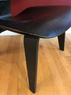 Eames LCW Lounge Chair- side- styylish