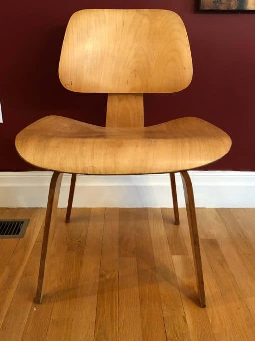 Eames LCW Chair- front- styylish