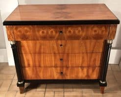 Biedermeier Chest of Drawers- front- styylish