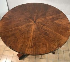 Biedermeier Table- top- styylish