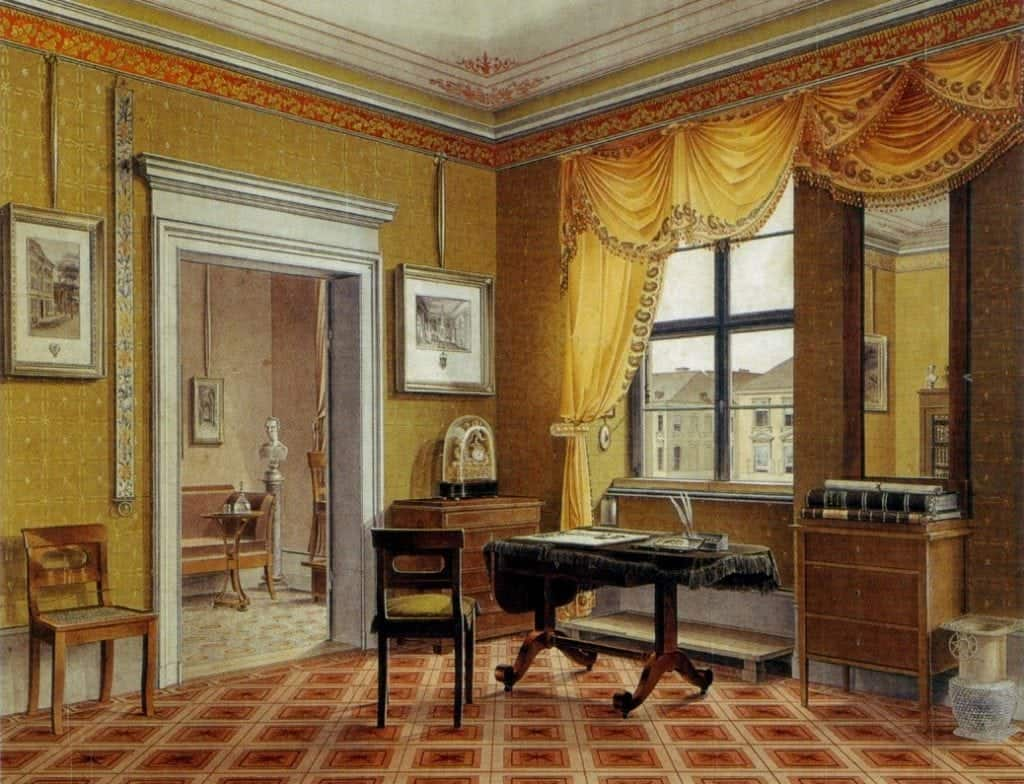 Interior Decorations History