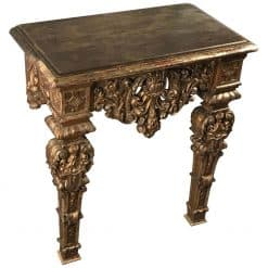 Giltwood Console Table- 18th century- styylish
