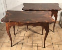 Pair of Console Tables- front- styylish