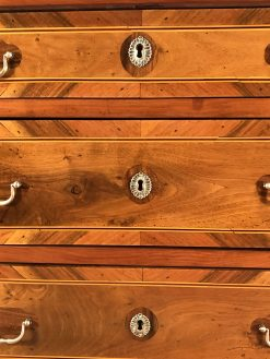 Antique Dresser- detail of the front- styylish