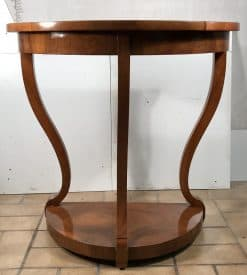 Biedermeier Console Table- front- styylish