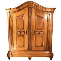 Baroque Armoire walnut- styylish