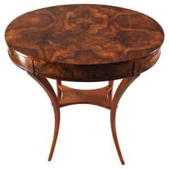 Biedermeier Side Table- styylish