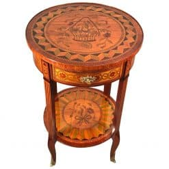 antique side table- styylish