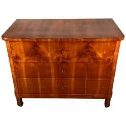 Biedermeier Chest of Drawers Cherry- styylish