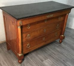 Empire Furniture- Three quarter view of chest- styylish