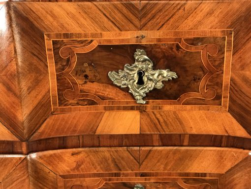 Baroque furniture- escutcheon of a chest of drawers- styylish