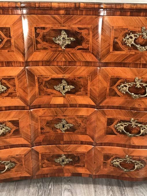 Baroque furniture- front of chest with drawers- styylish