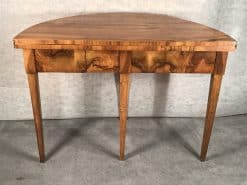 Biedermeier console table- second back view- styylish