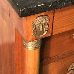Empire Furniture- detail of chest of drawers- styylish