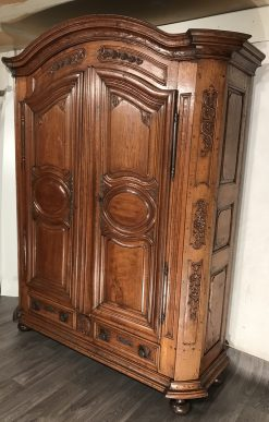 Antique armoire- side view- styylish