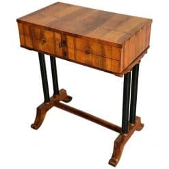 Biedermeier Working Table- Styylish