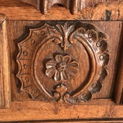 Antique armoire- carving- styylish