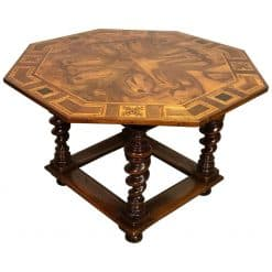 Baroque Center Table- styylish