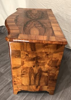 18th century chest of drawer- side view- styylish