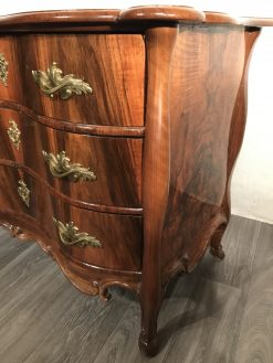 Antique dresser- three quarter view- styylish