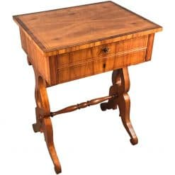 Biedermeier Sewing Table- styylish