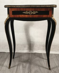 second empire side table- front- styylish