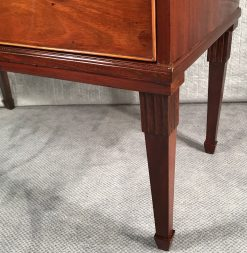 Neoclassical commode- front leg- styylish
